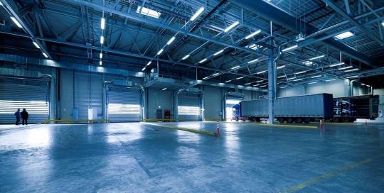 Pulizia capannoni industriali