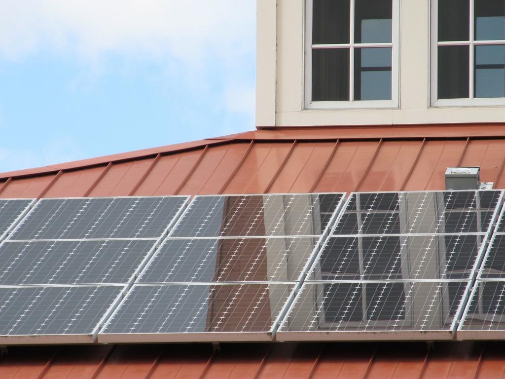 Pulizia pannelli solari e fotovoltaici