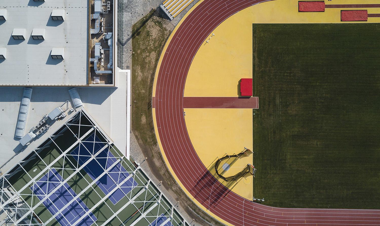 Pulizia centri sportivi